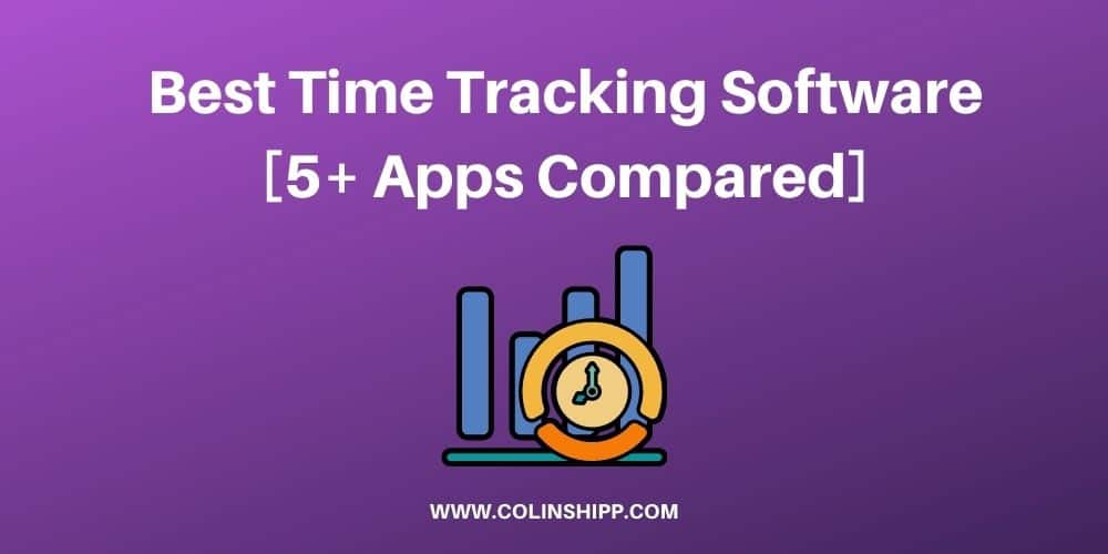 Best Time Tracking Software [5+ Apps Compared]