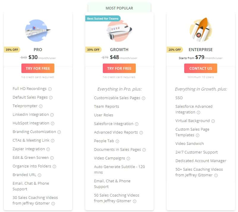 Hippo Video Pricing