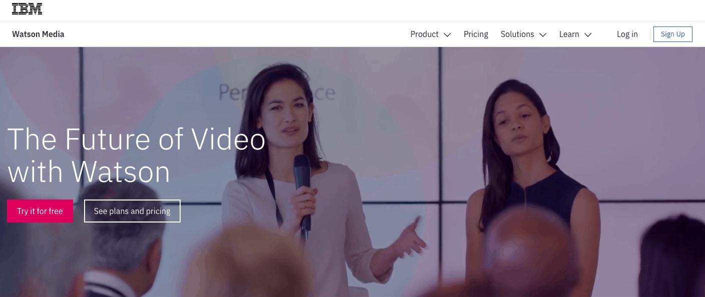 IBM Watson Video Hero