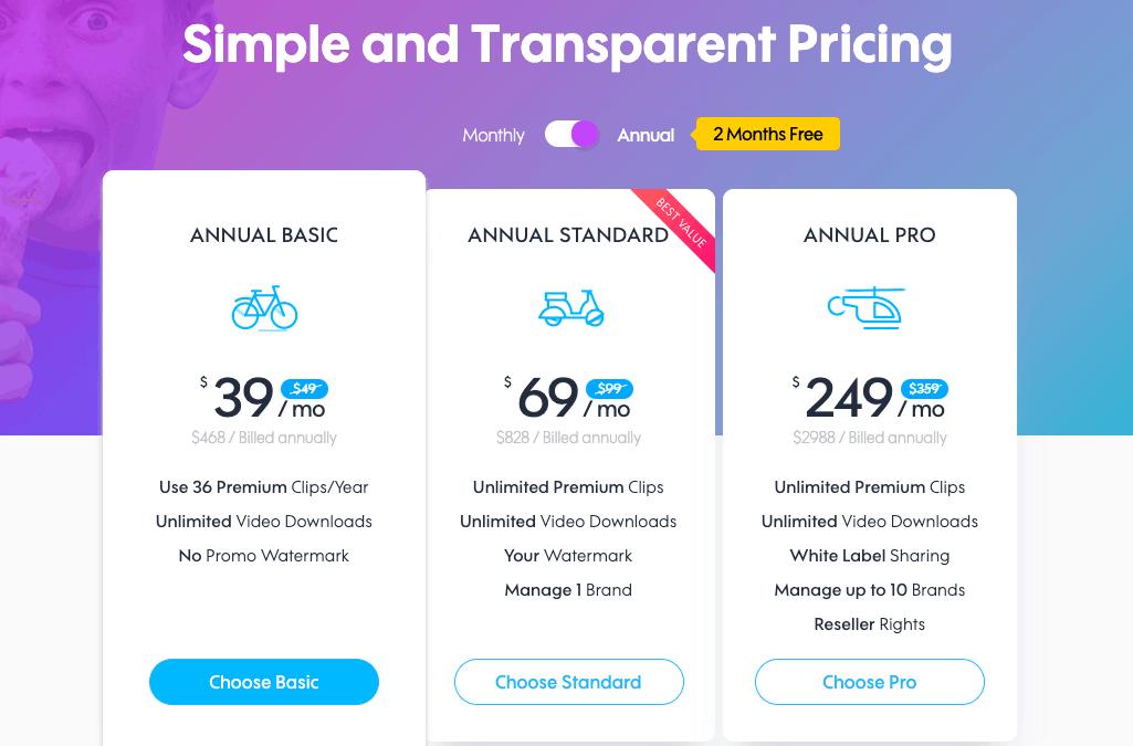 Promo Pricing